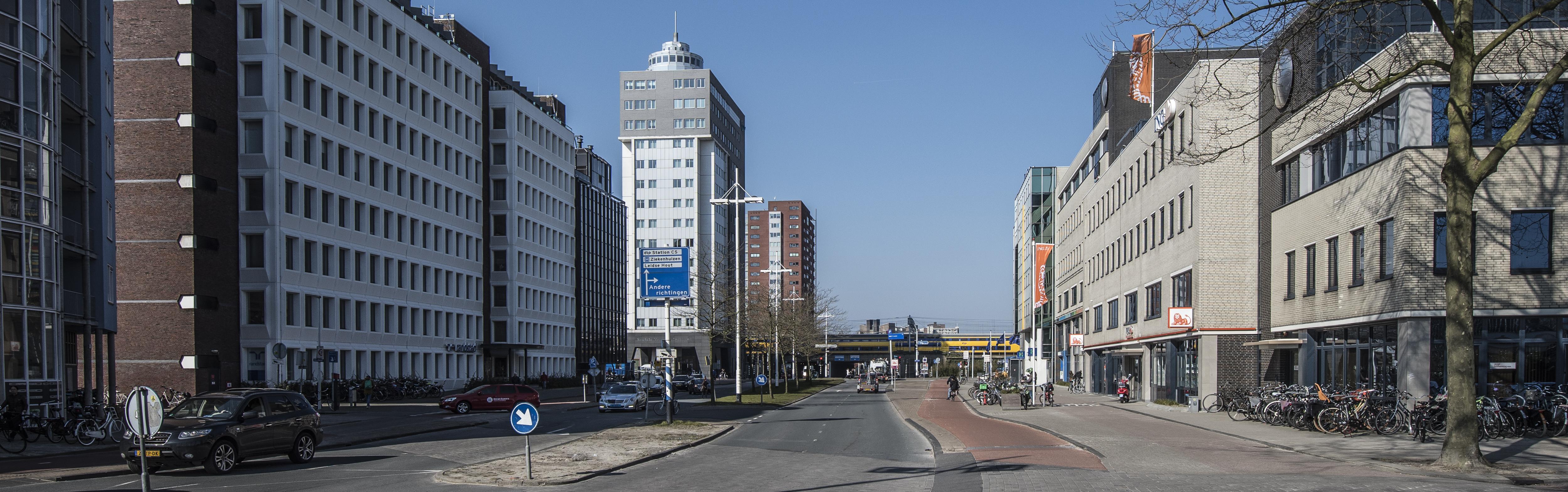 De Schipholweg van de toekomst… in het Leidsch Dagblad