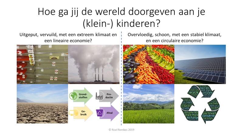 Workshops Circulaire economie en de Duurzaamste Kilometer van Nederland (DZKMNL)