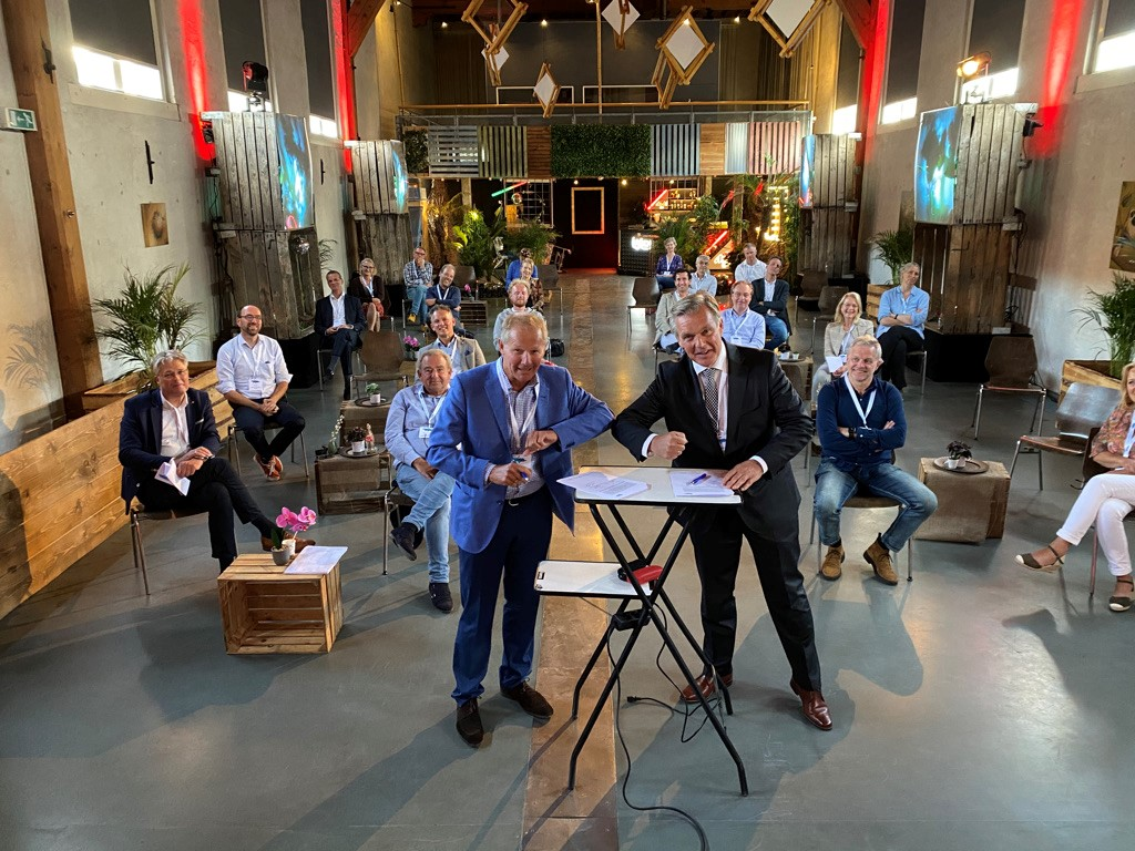 Business Platform Schipholweg-Schuttersveld sluit zich aan bij Ondernemend Leiden